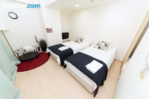 Ideal 1 bedroom apartment in Osaka.