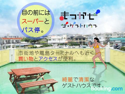 Apartamento en Ishigaki Island ¡Con terraza!