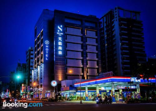 Estudio acogedor en Kaohsiung.