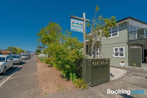 Place for two in Whitianga. Internet!.