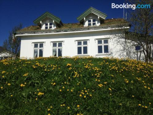 Apartamento en Kabelvåg ¡Con terraza!