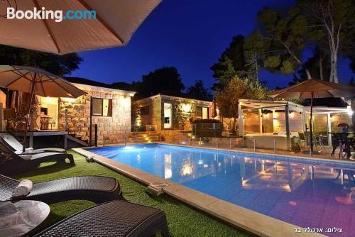 Apartamento ideal con vistas