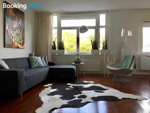 Apartment for couples in Amsterdam. Wifi!.