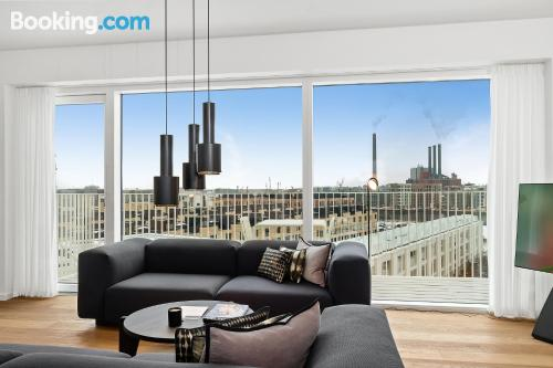 Apartment with terrace. Copenhagen from your window!