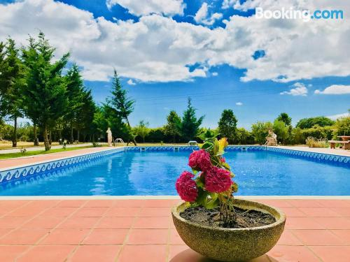Apartment for six or more in Quinta do Anjo.