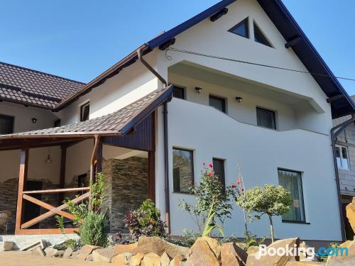 Place in Gura Humorului with terrace.
