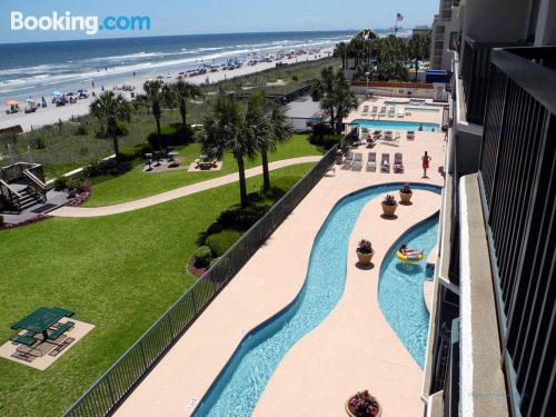Apartment with wifi in Myrtle Beach.