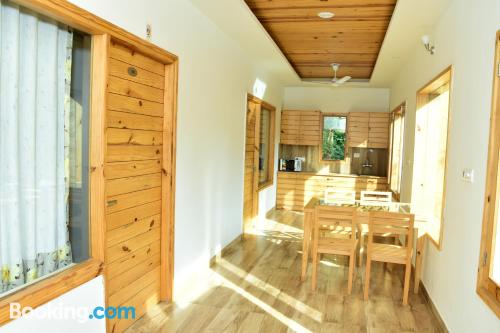 Home for 2 people in Bhīm Tāl. Perfect!.