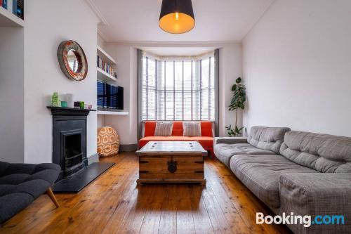 Apartamento con wifi en Brighton & Hove.