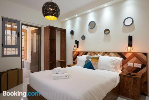 Ideal apartamento de una habitación. ¡Internet!