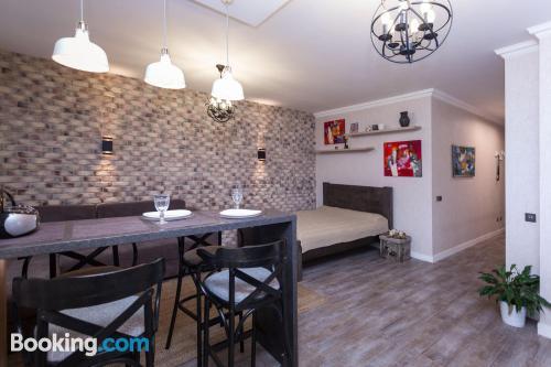 Perfecto apartamento de una habitación en Minsk