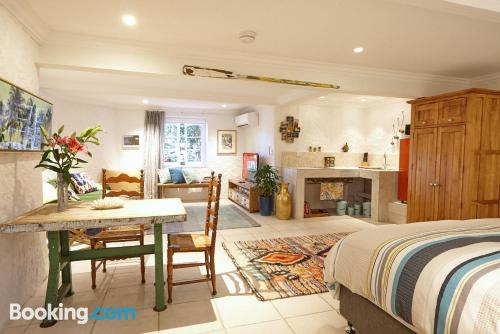 Apartamento con vistas y wifi