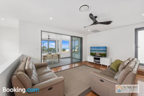 Apartamento con terraza en Coffs Harbour