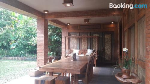 Spacious home in Tabanan. For two people