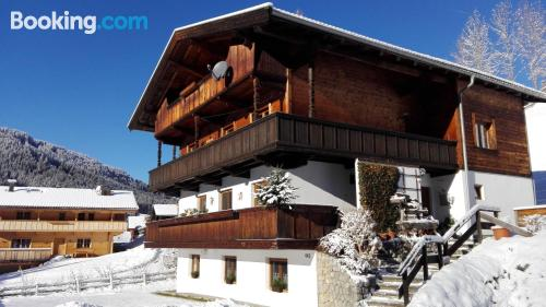 Apartamento apto para niños en Alpbach