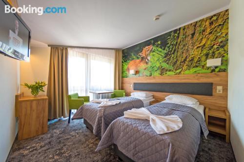 Práctico apartamento parejas en Szczyrk