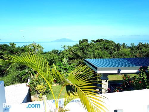 40m2 place in Beau Vallon. Enjoy your terrace