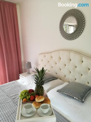 Práctico apartamento en zona inmejorable en Pogorzelica.