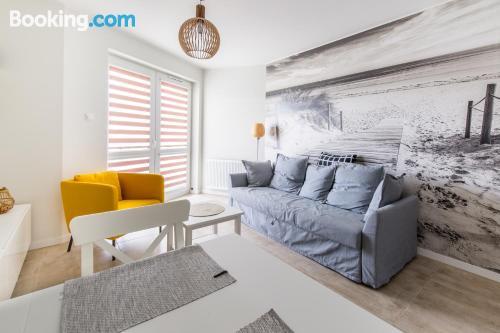 Ideal apartamento de una habitación en Jantar