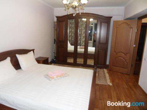 One bedroom apartment home in Almaty ideal for two people.