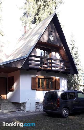 Apartamento en Pribylina. Perfecto para cinco o más.