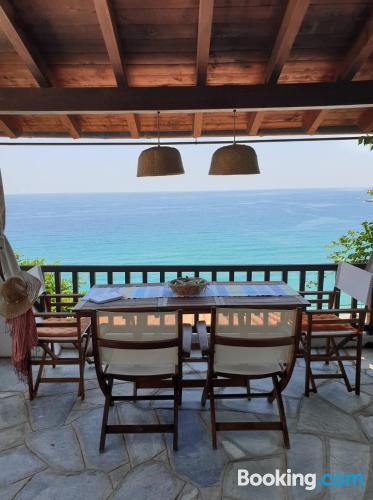 Espacioso apartamento en Agios Ioannis Pelio ¡Con terraza!