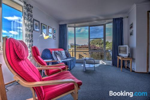 Apartamento de 80m2 en Coles Bay. ¡Internet!