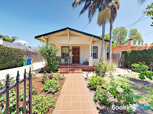 2 room place in Santa Barbara with internet