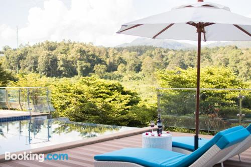 Apartment in Chiang Mai for 2 people