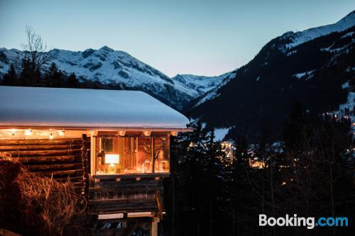 Apartamento con vistas y wifi en Bad Gastein para dos personas