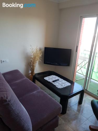 Two rooms home in Puerto de Sagunto. Comfortable!.
