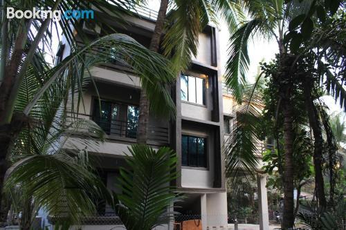 Apartamento con vistas en Alibaug.