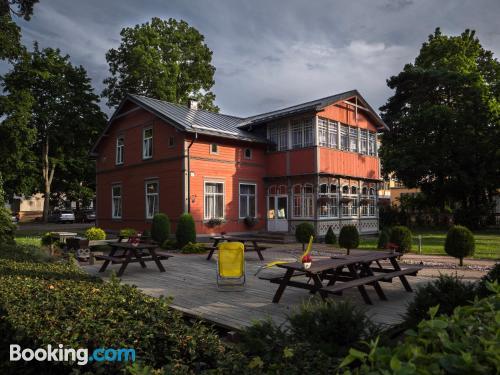 Apartamento con wifi en Ventspils