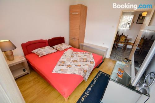 Convenient, 2 bedrooms with terrace