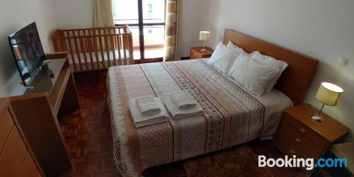 Apartamento para familias en Funchal. Con cuna