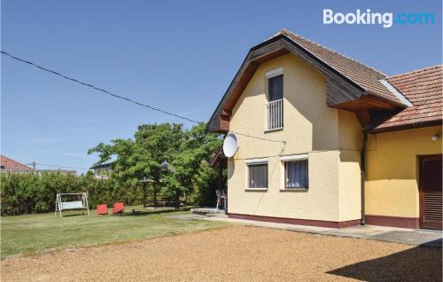 Apartamento de 120m2 en Balatonboglár perfecto para grupos
