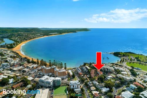 Comfy home in Terrigal with air-con