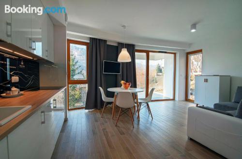 Apartamento con vistas en Szczyrk