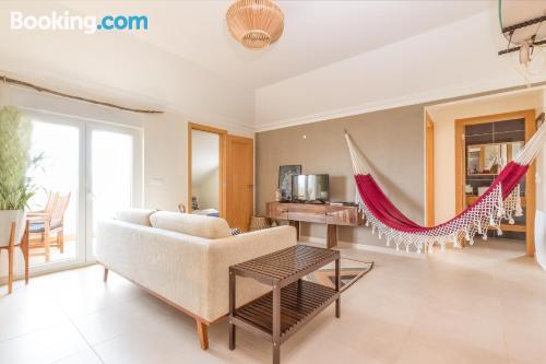 Apartamento de una habitación en Ferrel con piscina