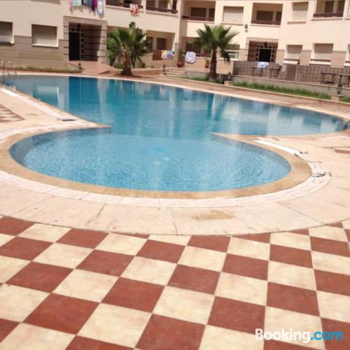 1 bedroom apartment in Martil. Dog friendly