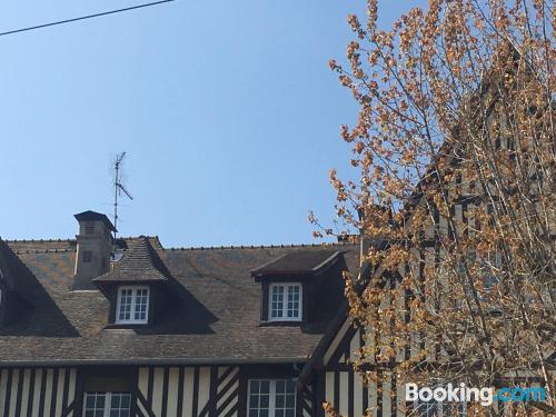 Apartment with wifi in superb location of Cabourg