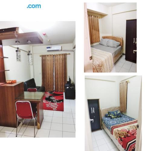 Ideal, dos dormitorios en Bekasi