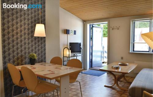 Ideal apartamento de una habitación con piscina