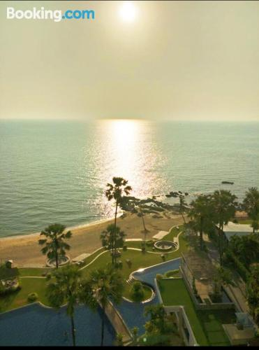 Home in Pattaya North with terrace and internet