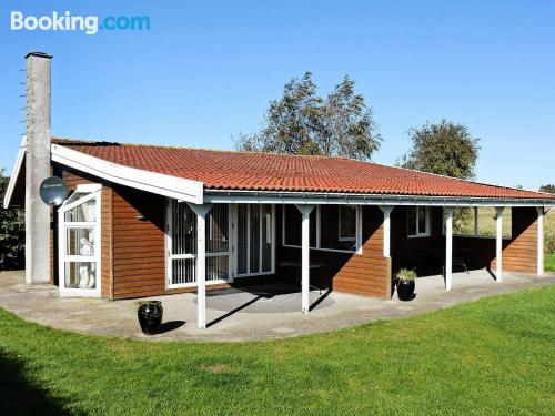 Apartment in Mesinge great for families