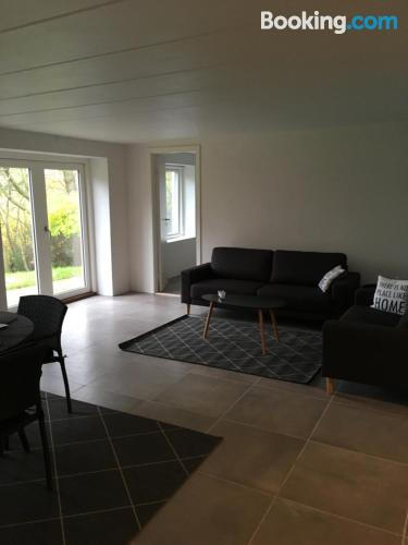 2 bedroom place with heat and internet