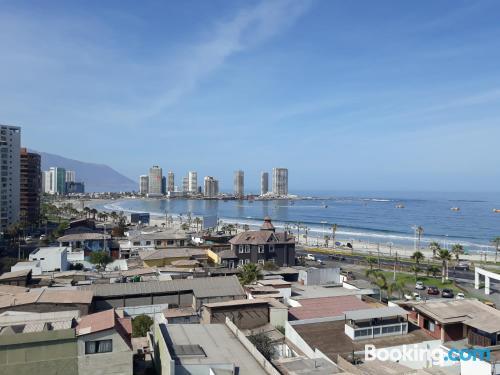 Apartamento con conexión a internet en Iquique