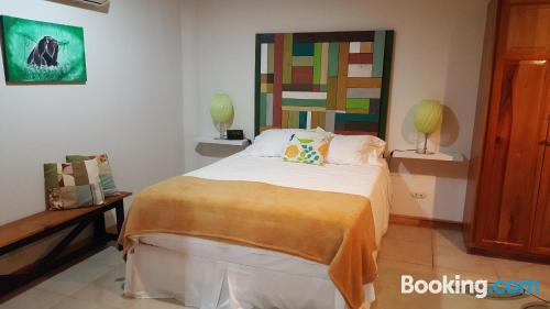 Stay in Playa Hermosa. Comfortable!