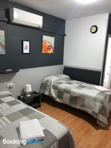 Terrassa apartment with wifi