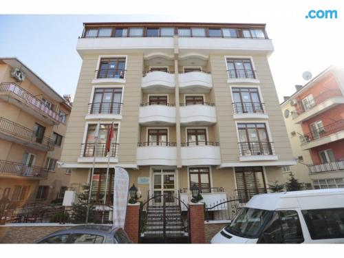 Home for two in Yalova with wifi and terrace.